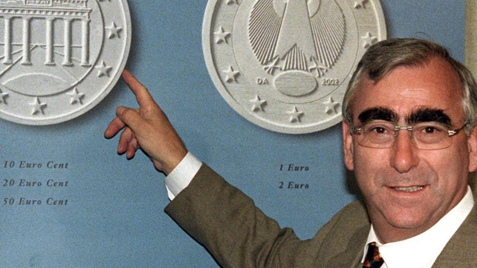 Vertrag Von Maastricht Theo Waigel Ich Würde Wieder Für Den Euro