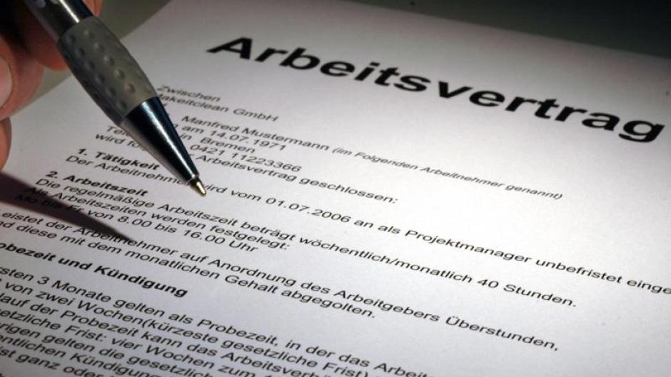 Richtig Und Falsch Drei Mythen Rund Um Den Arbeitsvertrag