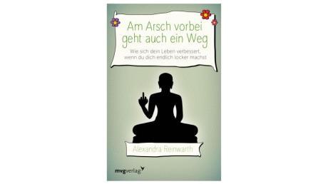 Diese Woche setzt sich Alexandra Reinwerth mit ihrem Buch an die Spitze der Bestseller-Liste. Bild: Mvg Verlag/dpa