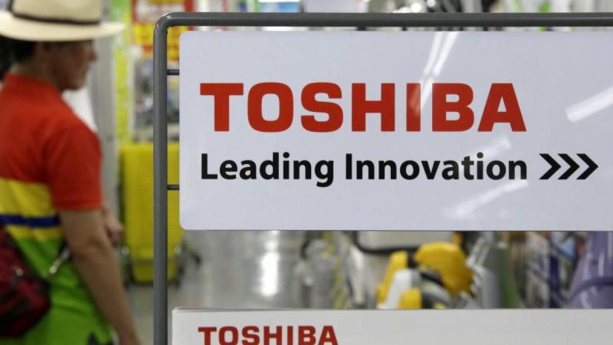Toshiba Finanznachrichten