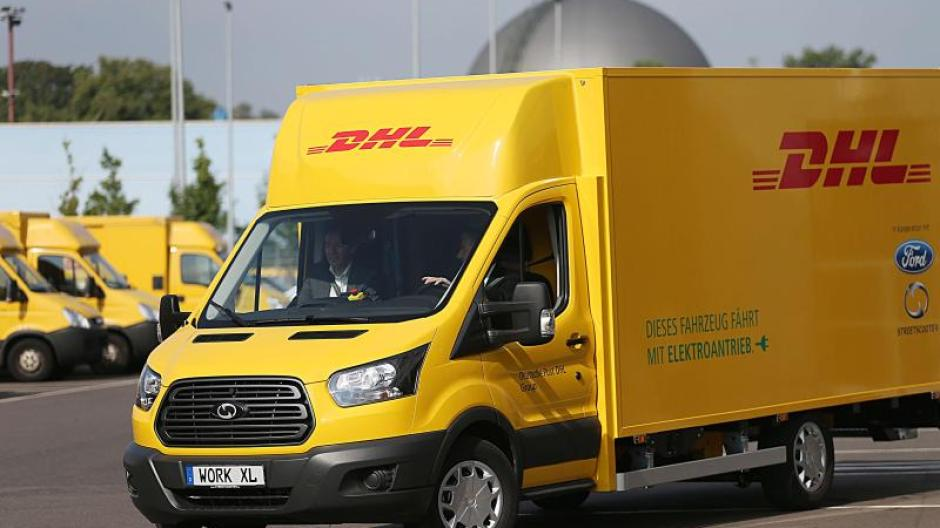 Streetscooter Work Xl Deutsche Post Baut Jetzt Mit Ford Größere E