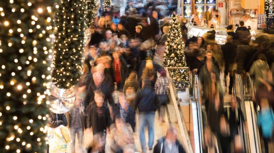 Schätzungen des HDE: Handel erwartet zu Weihnachten Rekordgeschäft ...