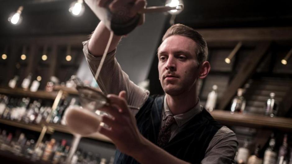 Nett Barkeeper Nehmen Beispiele Wieder Auf Galerie - Beispiel ...