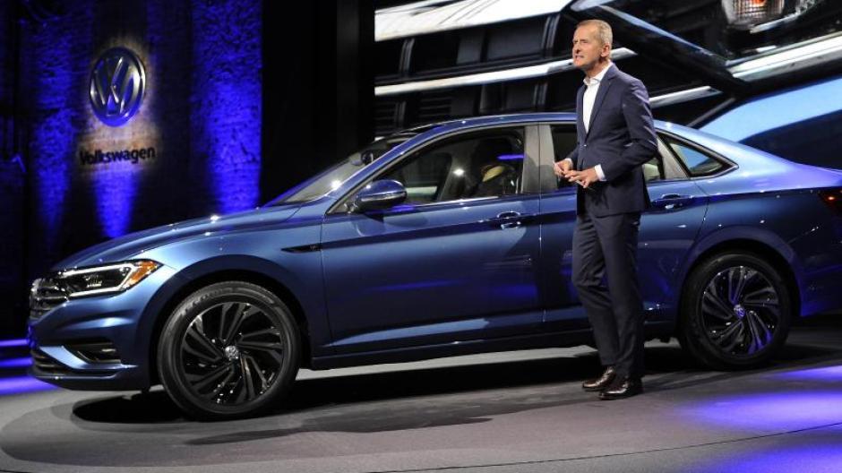 Detroit Auto Show: Deutsche Autobauer peilen höheren US-Marktanteil ...