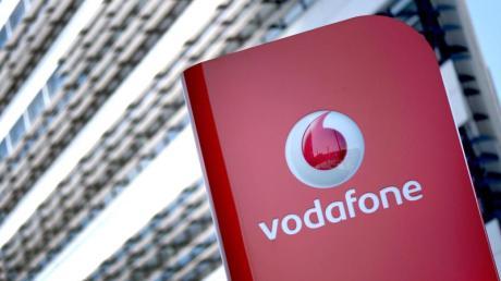 Deutschlandzentrale von Vodafone.