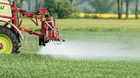 Umweltschützer sorgen sich um den hohen Einsatz von Dünge- und Pflanzenschutzmitteln auf dem Feld.