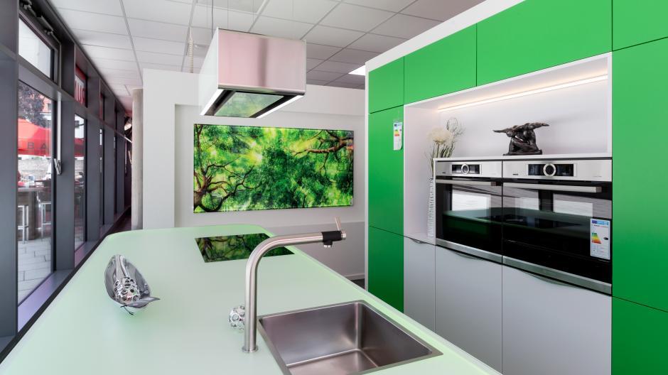 Neueröffnung Küchenzentrum Marchtal In Neu Ulm Statement Mit Unikat