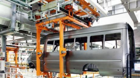 Bei den Daten handelt es sich offenbar um technische Informationen zu Produktionsabläufen. Symbolbild: Fotoreport Volkswagen AG Foto: Fotoreport