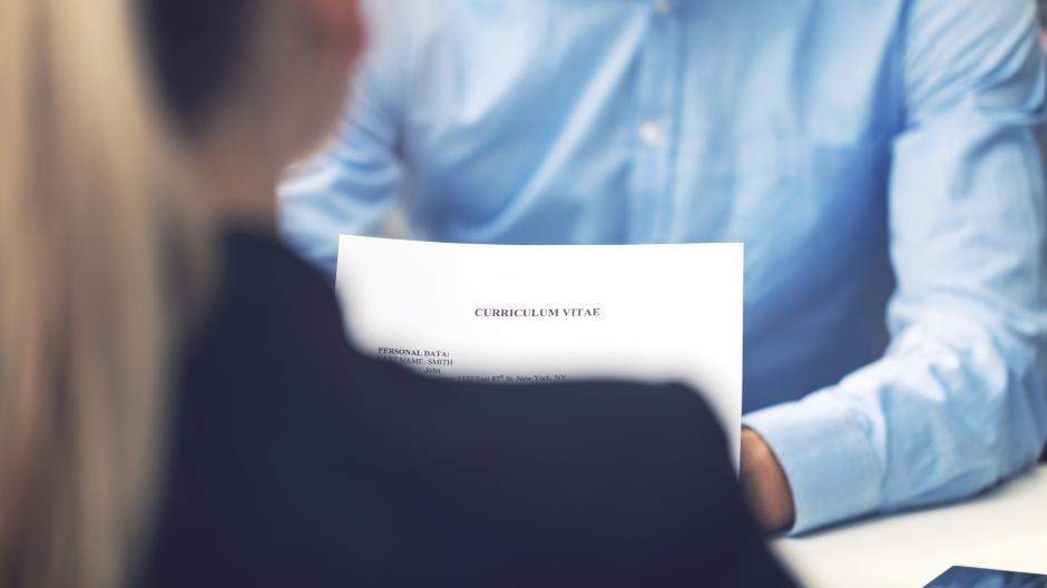Ausbildungschancen Stresstest Bewerbungsgespräch Wirtschaft