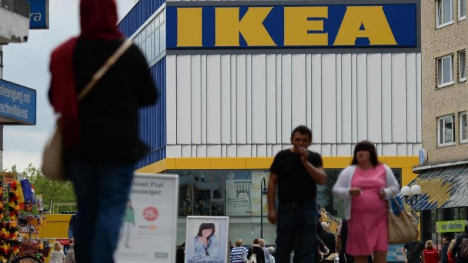 Ikea preist die «Zweite Chance» als Beitrag zum nachhaltigen Konsum. Foto: Daniel Reinhardt