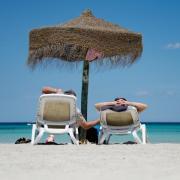 Nicht jedem gelingt es, im Sommerurlaub neue Energie zu tanken. 40 Prozent der von Forsa Befragten konnten in den Ferien nicht abschalten. Foto: Julian Stratenschulte