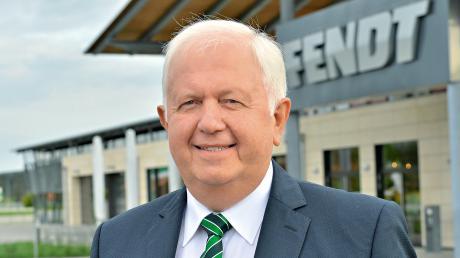 Peter Josef-Paffen ist seit 2009 Sprecher der Geschäftsführung von AGCO/Fendt
