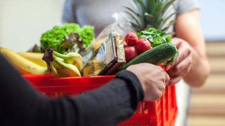 Wer sich Lebensmittel liefern lässt, muss nicht in den Supermarkt gehen.