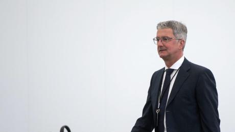 Die VW-Kontrolleure konnten sich bisher nicht einigen, den Vertrag mit dem beurlaubten Audi-Chef Rupert Stadler aufzulösen.