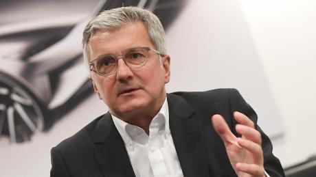 Seit 2007 hat Rupert Stadler den Ingolstädter Autobauer Audi geführt. Jetzt scheidet er sofort aus allen Ämtern aus.