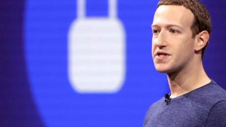 Facebook-Gründer Mark Zuckerberg ist Chef des Verwaltungsrats.