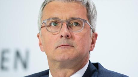 Wird aus der Untersuchungshaft entlassen: Ex-Audi-Chef Rupert Stadler.