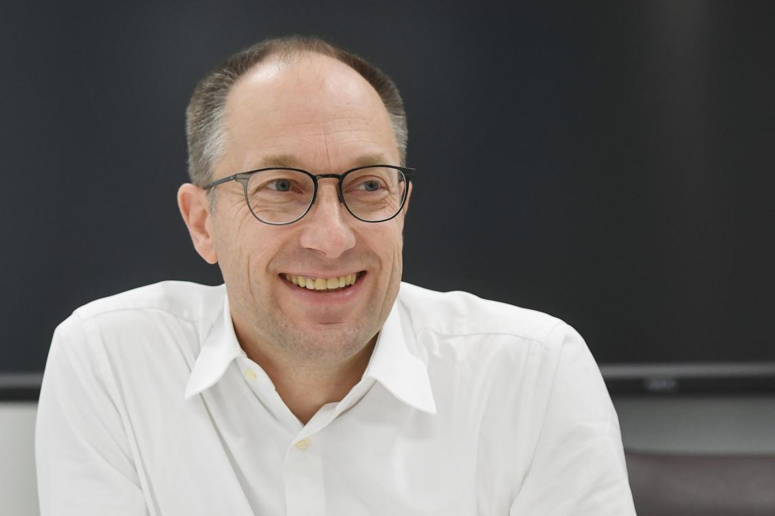 """Neuer Kuka-Chef Mohnen: """"Kuka bleibt ein deutsches Unternehmen"""""""