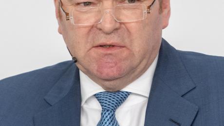 Wird regulärer Audi-Chef: Der 57-jährige Bram Schot.