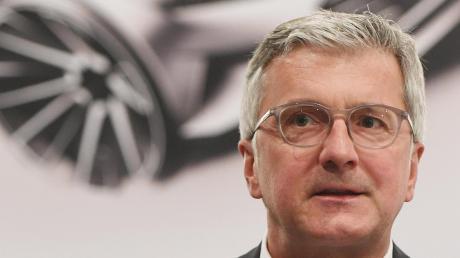 Mit seiner Verfassungsbeschwerde gescheitert: der frühere Audi-Chef Rupert Stadler.