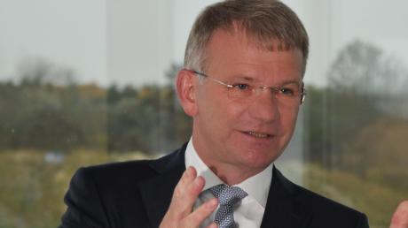 SGL-Chef Jürgen Köhler sieht das Unternehmen nach tiefen Einschnitten wieder auf bestem Wege.
