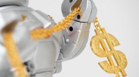 Digitale Vermögensverwaltung - oder Robo-Advisor - bieten Anlegern einen einfachen Einstieg in die Kapitalmärkte. Foto: Andrea Warnecke