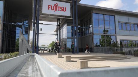 Der Fujitsu-Standort in Augsburg wird 2020 geschlossen.
