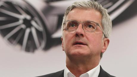 Rupert Stadler wird unter anderem Betrug vorgeworfen.