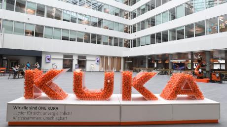 Kuka muss weiterhin versuchen, seine Abhängigkeit von der Autoindustrie zu verringern.