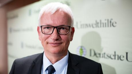 Jürgen Resch ist Chef der Deutschen Umwelthilfe.