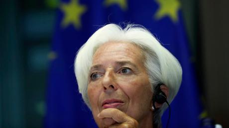 Acht Jahre lang leitete Christine Lagarde den Internationalen Währungsfonds. Nun wechselt sie zur EZB.