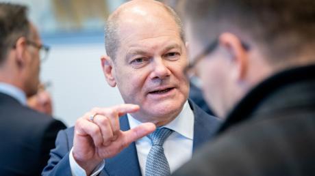 Bundesfinanzminister Olaf Scholz (SPD) gilt als solider Haushalter.