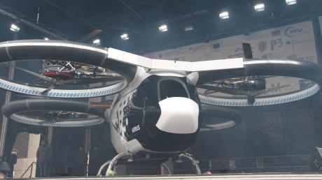 Im März wurde der CityAirbus in Ingolstadt der Weltöffentlichkeit vorgestellt.