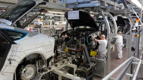 Der Industriestandort Bayern bekommt für seine Dynamik gute Noten.