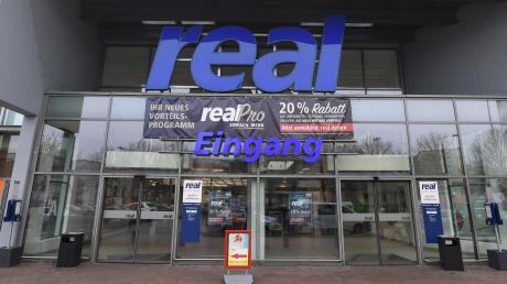 Real hat in der Region vier Standorte, einer davon ist in Augsburg.