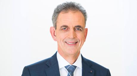Der Präsident des Bayerischen Sparkassen-Verbands Ulrich Netzer.