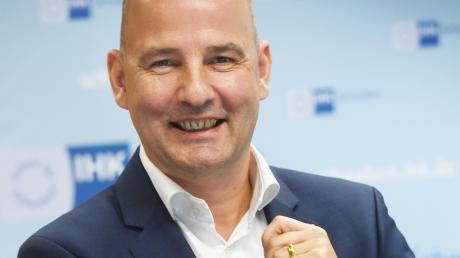 Marc Lucassen ist neuer IHK-Hauptgeschäftsführer in Schwaben.
