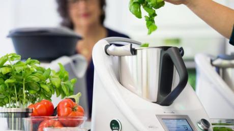 Schlaue Küchenhilfe: Die Thermomix-Geräte sollen die Zubereitung von Speisen erleichtern.