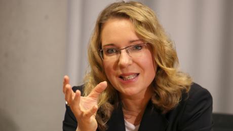 Energieexpertin Claudia Kemfert wird von vielen Ökonomen für ihre Forschung angegriffen.