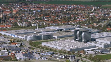 Beim Maschinenbauunternehmen Grob in Mindelheim haben sich zwei Mitarbeiter mit Corona infiziert.