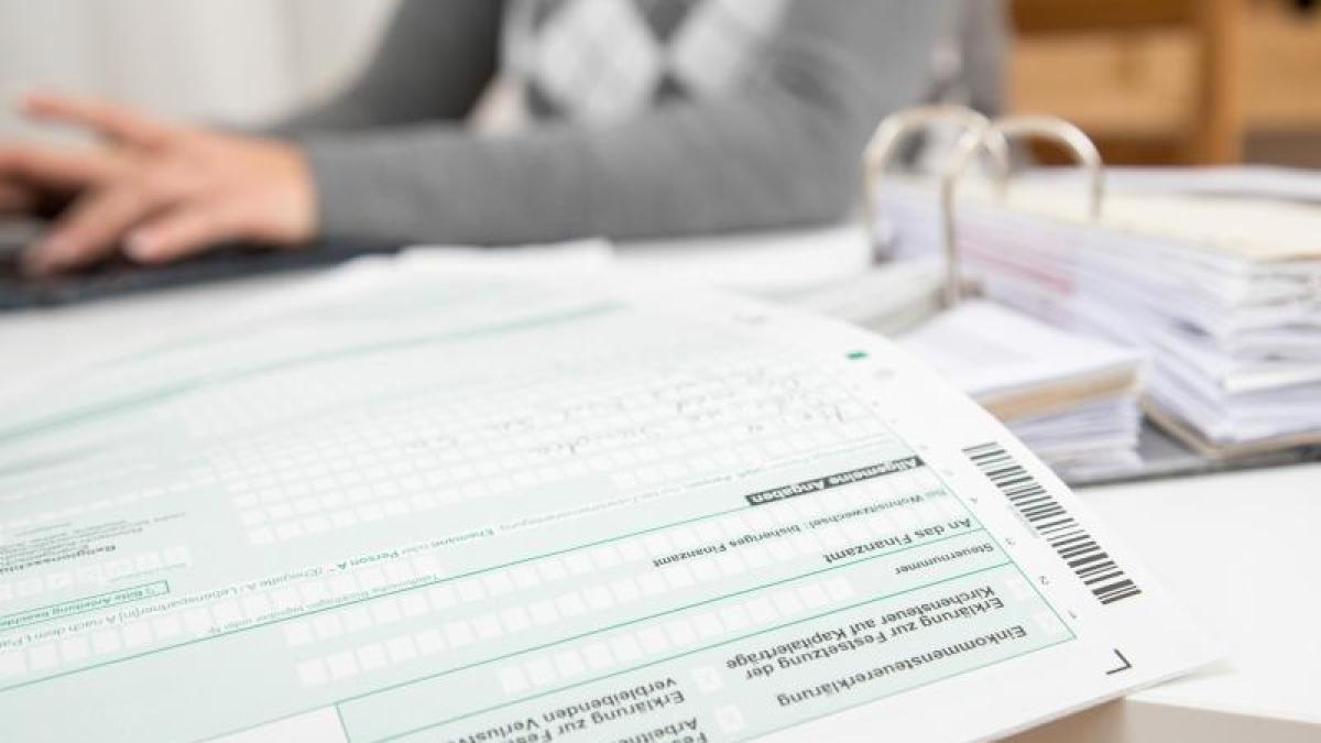 Steuererklärung Falsch Ausgefüllt