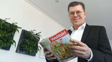 Christian Sailer ist Chef der Weltbild-Gruppe.