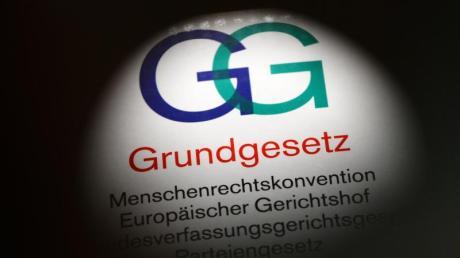 """Grünen-Chef Habeck fordert, das Grundgesetz zu ändern und den Begriff """"Rasse"""" zu streichen."""