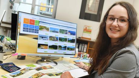 Lea Beckel will bereit sein, wenn nach den Einschränkungen der Corona-Krise Reisen wieder möglich sind.