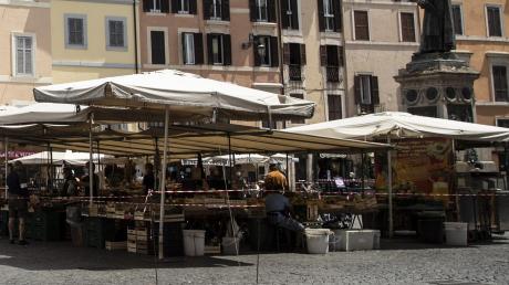 Gespenstische Stille herrschte in den vergangenen Wochen auf den Straßen und Plätzen Italiens.