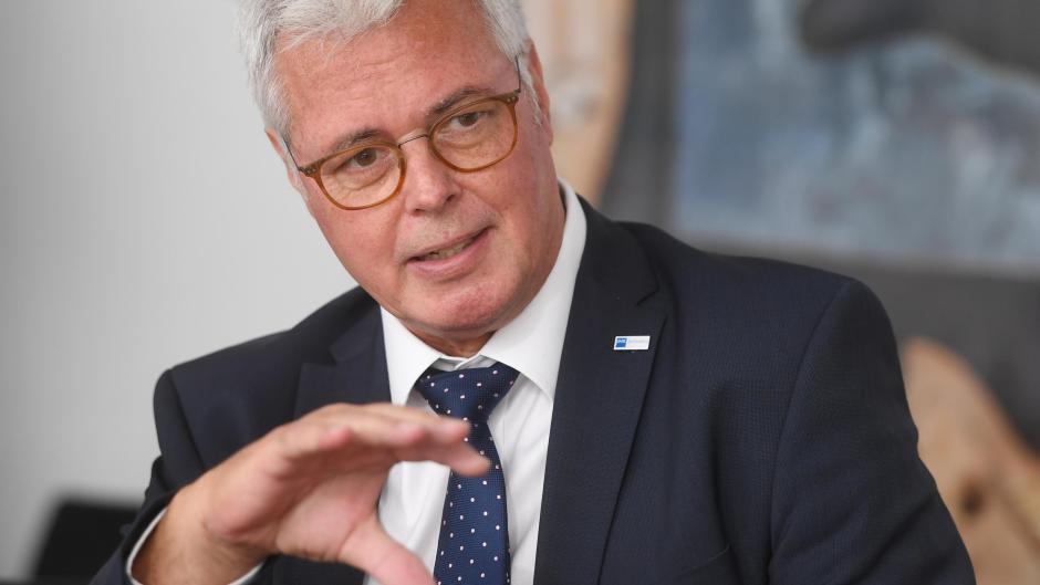 """IHK-Präsident Andreas Kopton fordert: """"Nie wieder Lockdown."""""""