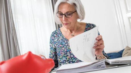 Rentner profitieren vom Altersentlastungsbetrag. Bis zum Jahr 2040 wird er aber schrittweise gesenkt.
