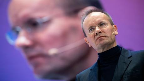 Markus Braun, Geschäftsführer bei Wirecard,konnte abermals keine Bilanz vorlegen.