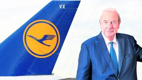 Nach wie vor viele Fragen wirft das Engagement von Heinz-Hermann Thiele bei der Lufthansa auf.