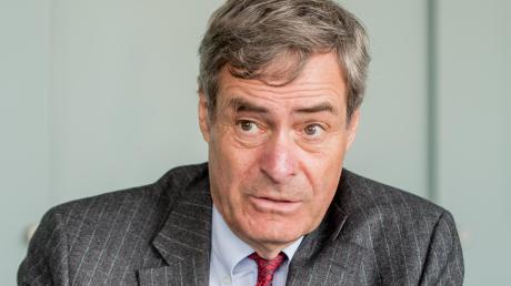 Arbeitgeber-Präsident Ingo Kramer will noch dieses Jahr von seinem Amt zurücktreten.